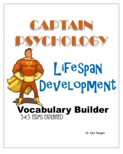Lifespan vocabulary builder